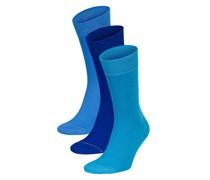 3er-Pack Socken DREI MAL MEER