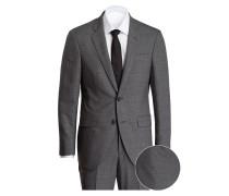 Anzug Slim-Fit - grau