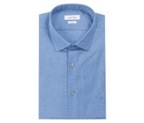 Hemd BARI Slim-Fit - blau