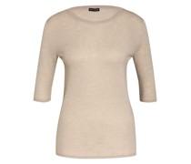 Kurzarm-Pullover aus Cashmere