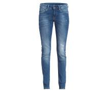 Skinny-Jeans PIXIE - denim blau