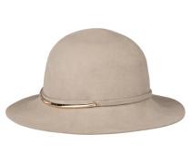 Hut mit Metallband