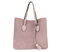 Handtasche - flieder