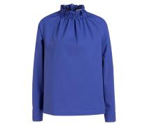 Bluse - blau