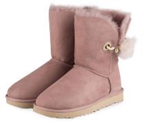 Fell-Boots IRINA - altrosa