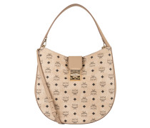 Hobo-Bag PATRICIA VISETOS - beige