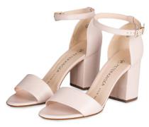 Sandaletten ADILIA - nude