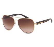 Sonnenbrille MK-1015 PANDORRA - braun