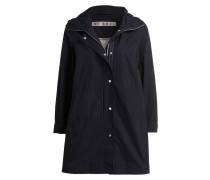 Mantel - nachtblau