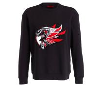 Sweatshirt DOHNSONS - schwarz