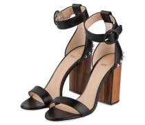 Sandaletten UPTOWN - schwarz