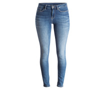 Skinny-Jeans COMO - blau