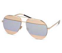 Sonnenbrille DIOR SPLIT - rosa