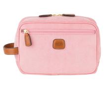 Kulturtasche LIFE - rosa