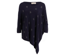Pullover SACHI - marine/ silber