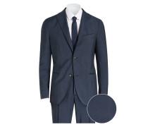 Anzug Slim-Fit - dunkelblau
