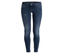 Skinny-Jeans IN - 35 blau