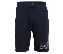 Sleep-Shorts - blau