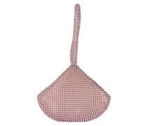 Abendtasche - rosa metallic