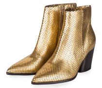 Cowboy Boots AMBER - GOLD