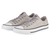 Sneaker CHUCK TAYLOR ALL STAR OX - grau