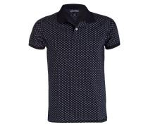 Piqué-Poloshirt DOTED Slim-Fit