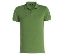 Piqué-Poloshirt TIMO-3 Modern-Fit - grün