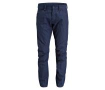 Jeans ELWOOD X25 3D Tapered-Fit - blau