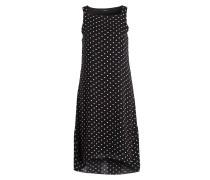 Kleid QUANITTA - schwarz/ weiss