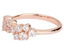 Ring ALTISSIMA - roségold/ zirkonia