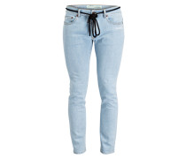Jeans Skinny-Fit - bleach white
