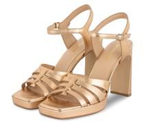 Sandaletten - GOLD