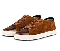 Sneaker STAR - cognac