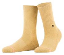 Socken UNCOMMON CLASSIC - gold