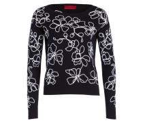 Pullover SOWERY - schwarz/ weiss