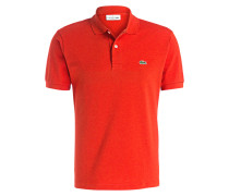 Piqué-Poloshirt Classic-Fit - orange
