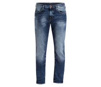 Jeans GENO Relaxed Slim-Fit - 4003 denim