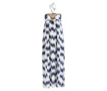 Bandeau-Kleid NOMADIC BEACH - blau