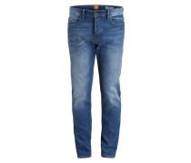 Jeans ORANGE90 Tapered-Fit - blau