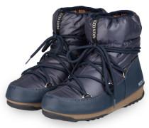 Moon Boots NYLON - dunkelblau