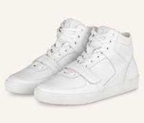 Hightop-Sneaker RUN THROUGH - WEISS