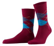 Socken PRESTON - 8375 claret