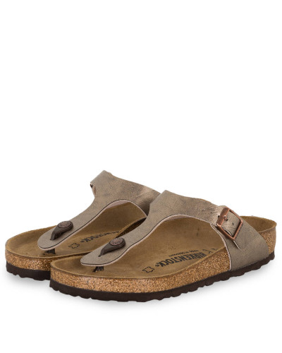 Zehentrenner GIZEH GRACEFUL - TAUPE