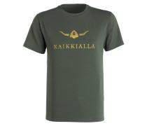T-Shirt RAULI - gelb