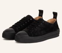 Sneaker COURT - SCHWARZ