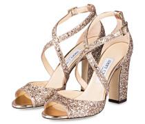 Sandaletten CARRIE 100 - rosègold