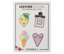 Sticker-Set NEW CLASSICS - lila