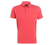 Piqué-Poloshirt AMBROS - rot