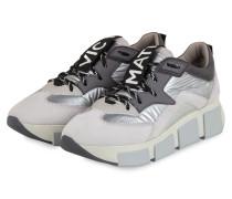 Sneaker - GRAU/ SILBER
