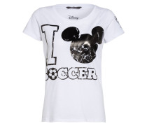 T-Shirt I LOVE SOCCER